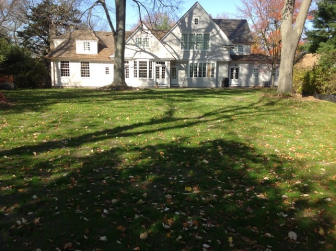 Organic Lawn Care: New Lawn Installation, Repair and Renovations, Maintenance
